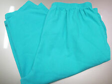 Preowned Women's Size 38P Turquoise Capri by Haband