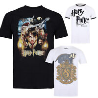 Harry Potter - Official  - Mens - T-shirts - Movie - Character - S-XXL