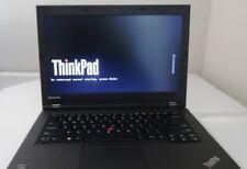 Lenovo THINKPAD L440 14in 750GB Core i5-4330M 4th Gen. 2.8GHz 8GB Win 10 Oficina