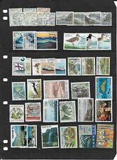 Faroe Is 1940-98 fine used selection as scan (some prob from Fdc)