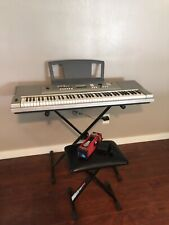 Yamaha Keyboard YPG-235 With Stand, Bench And Petal