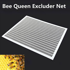 10-Frame Bee Queen Excluder Trapping Net Grid Beekeeping Agriculture Farming 16""