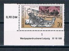 DDR MER. nr. 3356 DV, 500 J. Int. POST connessioni in Europa (II), posta freschi!