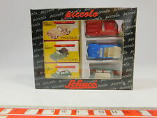 AS221-0,5# Schuco Piccolo 1:90 01238 jeu III: VW Coccinelle+MB etc, W+
