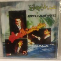 Abdel Halim Hafez  (Artist) - Resala -   CD Arabic Music   19