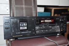 AIWA AD-F700 tapedeck, kassettendeck NEUE RIEMEN, fernbedienung