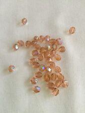 Czech Glass Faceted Beads 6mm X 50  (6)