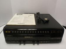 Pioneer CLD-V880 Combo CD/CD+G/LASER/CD KAROKE Player  W/Remote & Manual