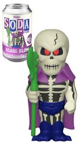 Funko Soda Figure - MOTU #51587 Scare Glow (1 Only, Common Variant, 1 of 5,800 p