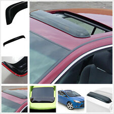 Car Deflector Sunroof Roof Visor Vent Wind Rain Guard Somke Fit TOYOTA RAV4/CRV