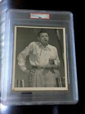 Babe Ruth PSA Type 1 Original News Sevice Photo 54th Birthday