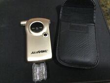 Alcohawk Abi Breathalyzer w/Case