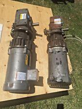 Baldor Motor/ Boston Gear Reducer / Nexen Pnu Clutch