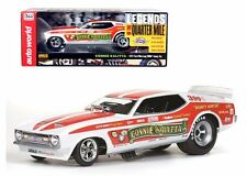 AUTO WORLD 1:18 CONNIE KALITTA 1972 FORD MUSTANG NHRA FUNNY CAR DIECAST AW1111