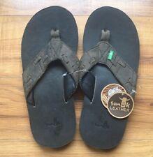 Sanuk Colt Sandals Flip-Flops Mens 8