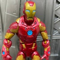 "Marvel Legends Hasbro Iron Monger BAF Heroic Age Iron Man 6"" Inch Action Figure"
