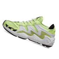 ADIDAS WOMENS Shoes FYW S-97 - Yellow, White & Black - EE5326