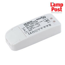 Saxby 43816 White 12W 350mA Constant Current LED Driver Accessory
