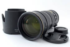 [Near MINT] NIKON AF-S VR NIKKOR 70-200mm F 2.8 G ED From Japan