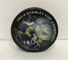 Los Angeles Kings Dwight King 2012 Stanley Cup Limited Edition Puck 1/200
