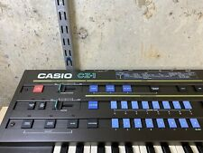 Casio CZ-1 Flagship Phase Distortion Synth Mint + Rom Card