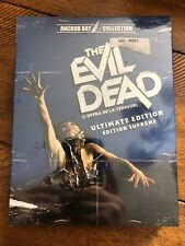 The Evil Dead (DVD, 2007, 3-Disc Set, Ultimate Edition) NEW!