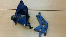 1958 EVINRUDE Fastwin 18 HP MOUNTING BRACKETS 203721-2.