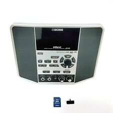 BOSS JS-10 Audio Player With Guitar effects eBand With 2GB SD FedEx or DHL