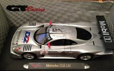1:18 Maisto Mercedes CLK LM Autograph RAR