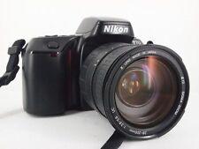 Nikon analoge Spiegelreflexkamera Bundle mit Tragegurt