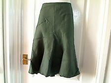 Armani Jeans Dark Green Cuisine skirt New