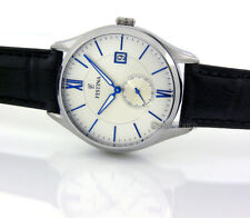 FESTINA F16872/1 MEN DATE STAINLESS STEEL 42mm LEATHER *SUPER CLEARANCE SALE*