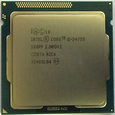 INTEL CORE i5-3475S SR0PP 2.9GHZ 6MB CPU PROCESSOR TESTED WARRANTY