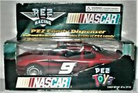 Pez Racing Candy Dispenser and NASCAR Model #9 Kasey Kahne Red Dodge, New in Box