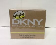 DKNY Be Delicious Perfume by Donna Karan - 3.3 / 3.4 oz / 100 ml EDP New In Box