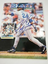 Ken Griffey Jr. Autographed Beckett Baseball Monthly February 1993
