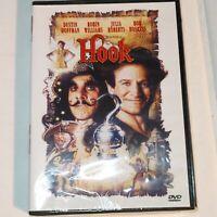 Hook 1991 Spielberg PG Kid Action Adventure DVD Dustin Hoffman, Robin Williams