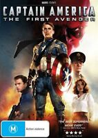 Captain America - The First Avenger DVD : NEW