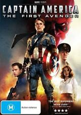CAPTAIN AMERICA 1 : THE FIRST AVENGER : NEW DVD