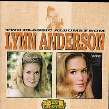 Rose Garden/You're My Man Remastered Lynn Anderson IMPORT CD