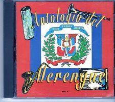 (EI322) Antología del Merengue Vol 2 - 1993 CD