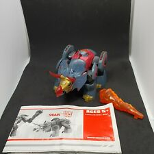 Snarl Transformers Animated Deluxe Class Action Figure Hasbro 2008