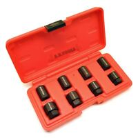 Stud remover and installer set (8pcs) by BERGEN AT645