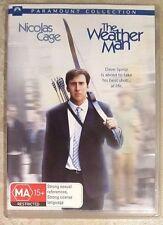 The Weather Man (Nicolas Cage & Michael Caine) DVD (Region 4)