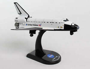 NASA Space Shuttle Endeavour 1/300 Diecast Model with Stand
