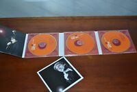 SERGE LAMA Les 50 Plus Belles Chansons 3 CD Compilation Set disques compactes