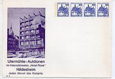 Berlin Castillos Sobre entero postal (DC-393)