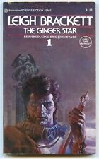 Leigh Brackett The Ginger Star Eric John Stark 1 First Printing Steranko