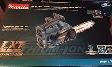 Makita 18V X2 36V LXT Li-Ion Chainsaw XCU02Z New-SUPER POWERFUL-FAST SHIP