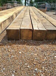 "Solid Oak Posts Oak Beams 6""x6"" 150mmx150mm Gate Posts European/French Hardwood"